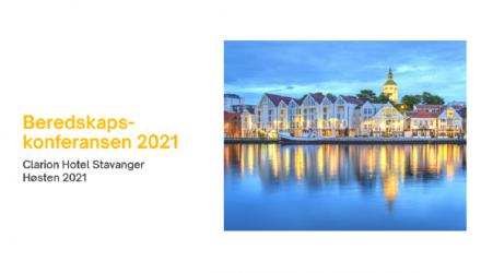 Beredskapskonferansen 2021