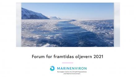 Forum for framtidas oljevern 2021